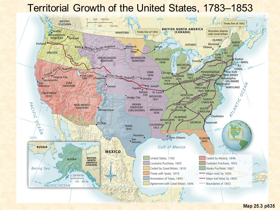 Chronology from United States and Canada ppt download