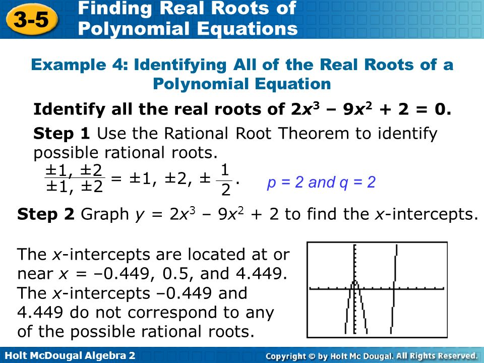 How to find the roots of an equation in matlab