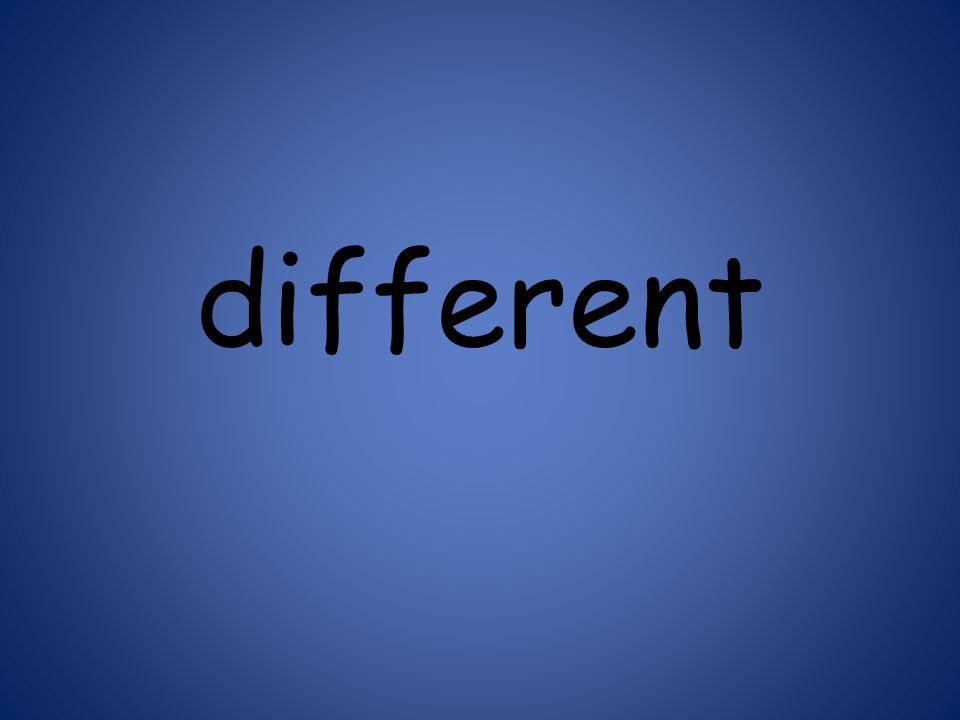 different 125