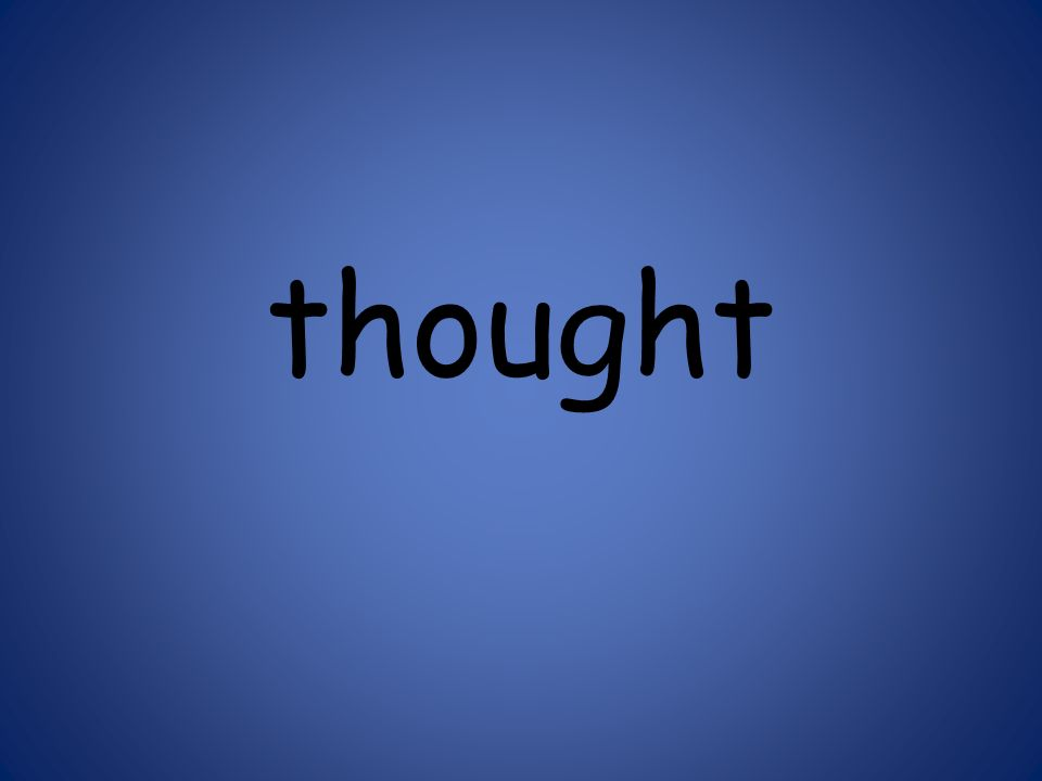 thought 125