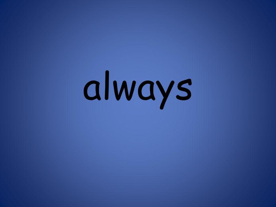 always 125