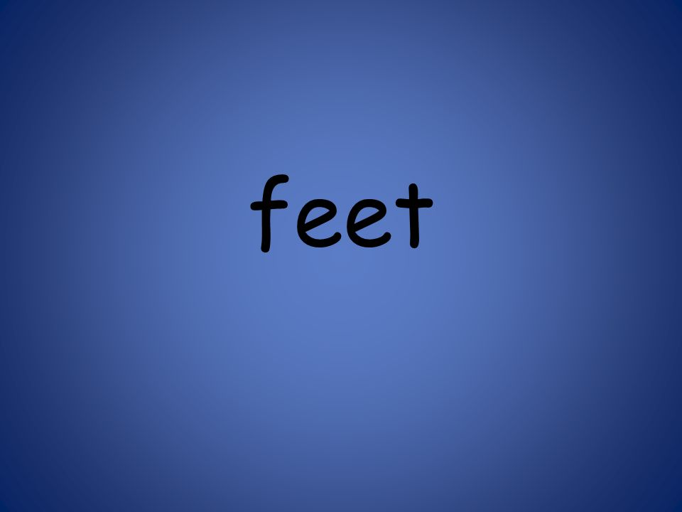 feet 125
