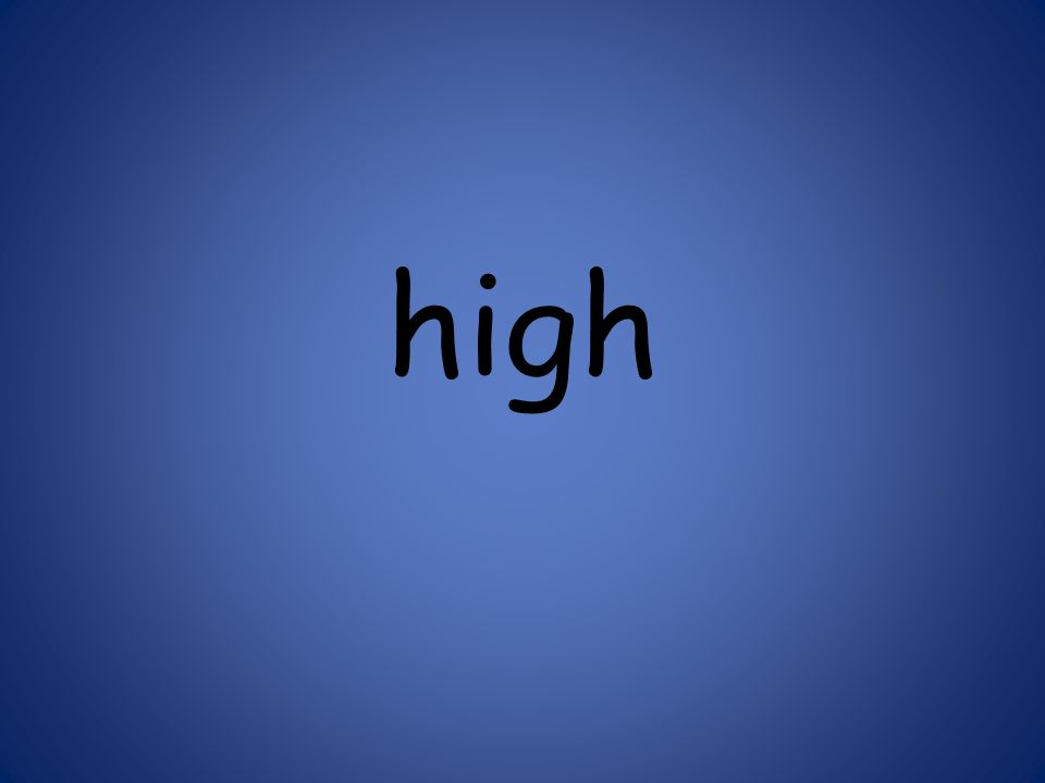high 125