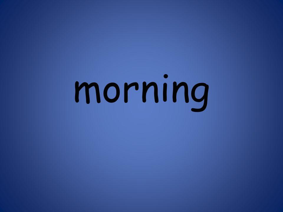 morning 125