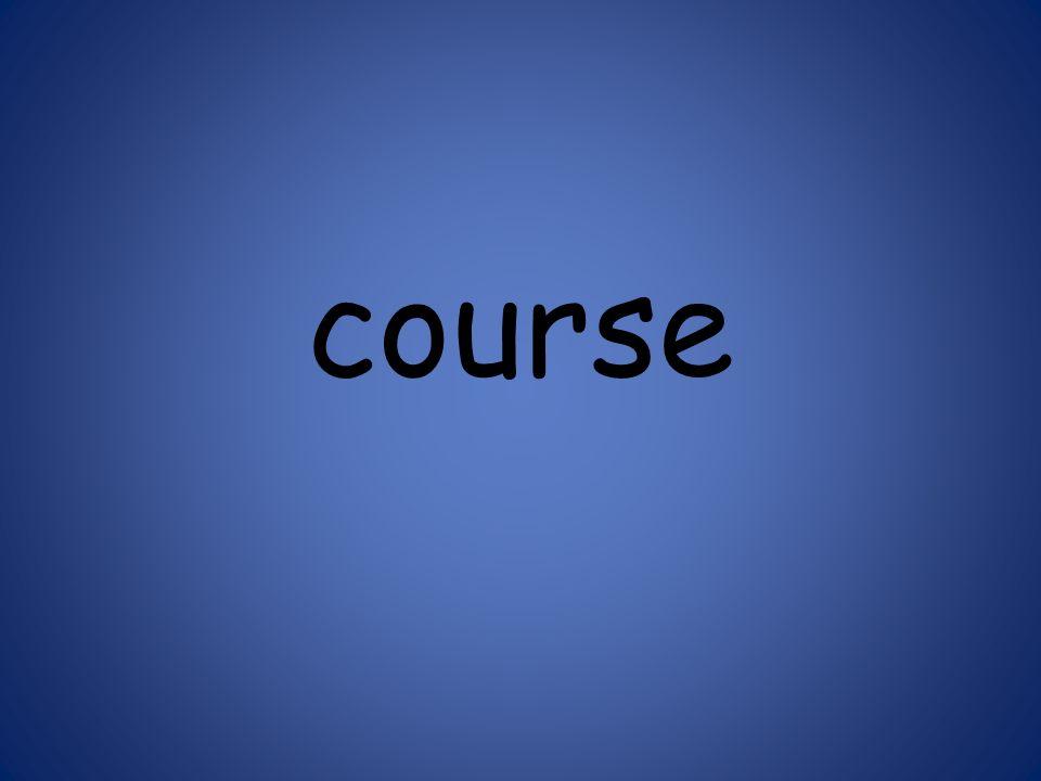 course 125