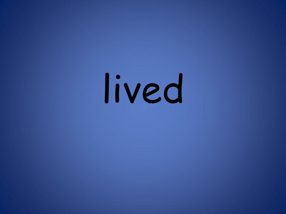 lived 125