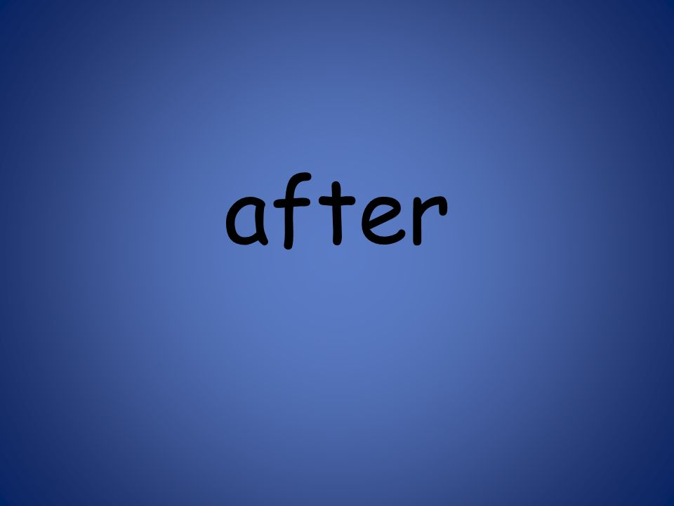 after 94