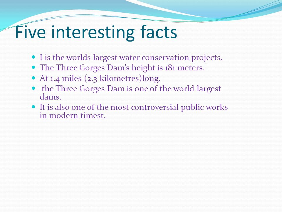 Hydroelectricity Facts For Kids