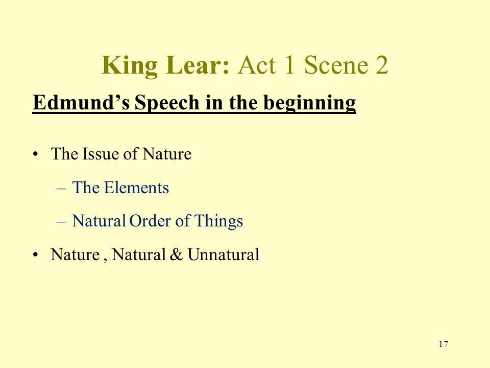 nature essay king lear nd draft critique service personal descriptive essay about a person spm