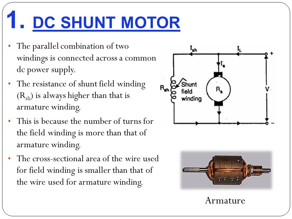 Dc Motors T Ppt Video Online Download