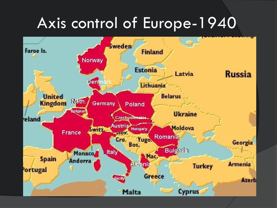 the propaganda of the allied powers and axis powers during world war ii Axis powers of world war ii similarities and differences both hitler and mussolini utilized paramilitary forces before power and during their regimes.