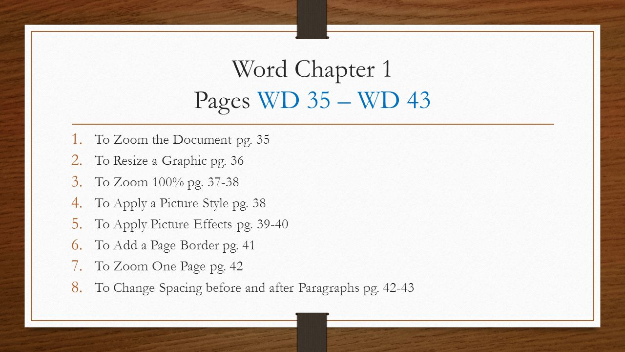 9 Word Download Image How To Add A Page