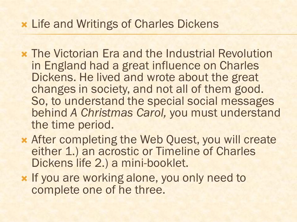 What is Charles Dickens style of writing for A Tale of Two Cities?