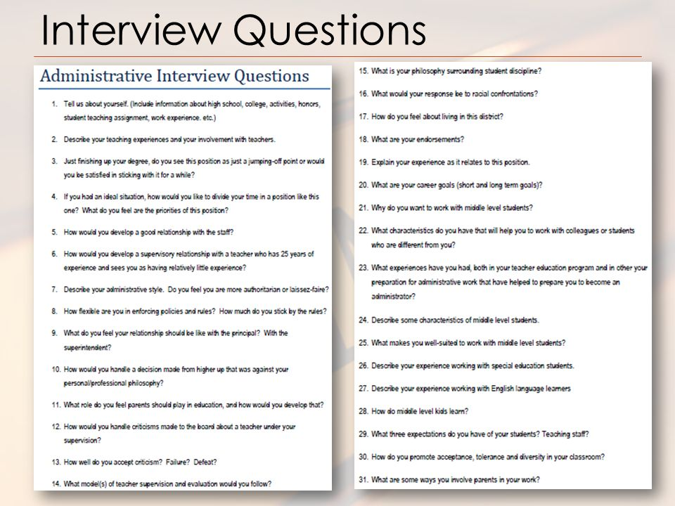 teacher interview essay questions Sample job interview q&a for a teaching position job seekers teacher job interview questions by: but they used it for help writing their college essays.