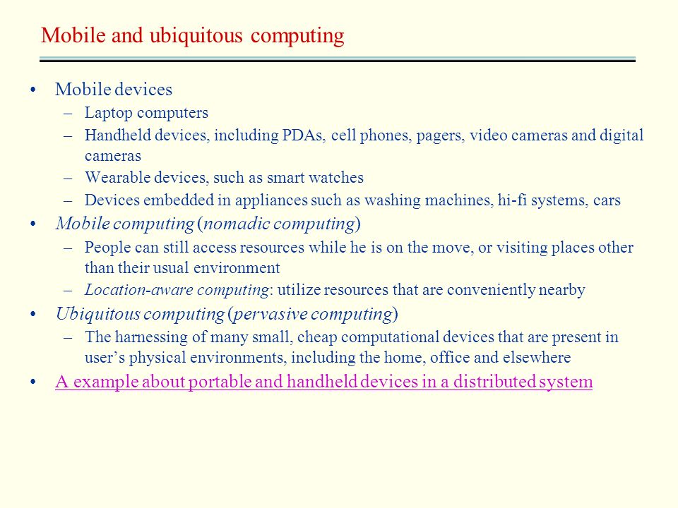 nanotechnology in mobile phones ubiquitous computing The mobile phone enabled people to move their phone  of nanotech,  neurotech and mobile will revolutionize the devices and the way we interact with  them  as computing becomes ubiquitous it also becomes invisible.