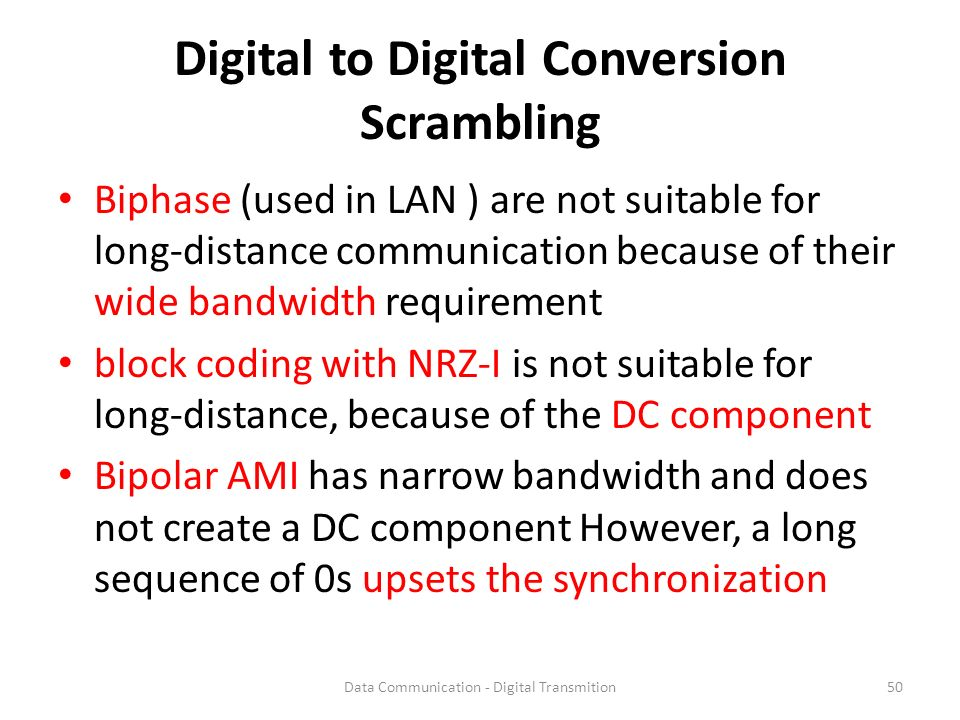 scrambling in digital communication pdf
