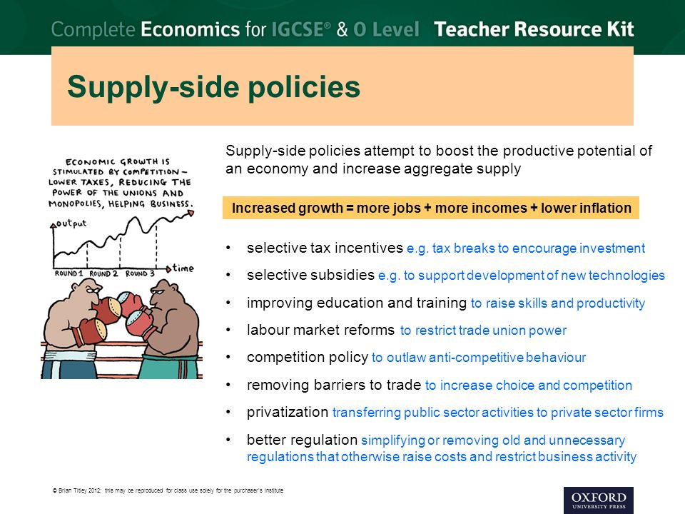 IGCSE®/O Level Economics - ppt download