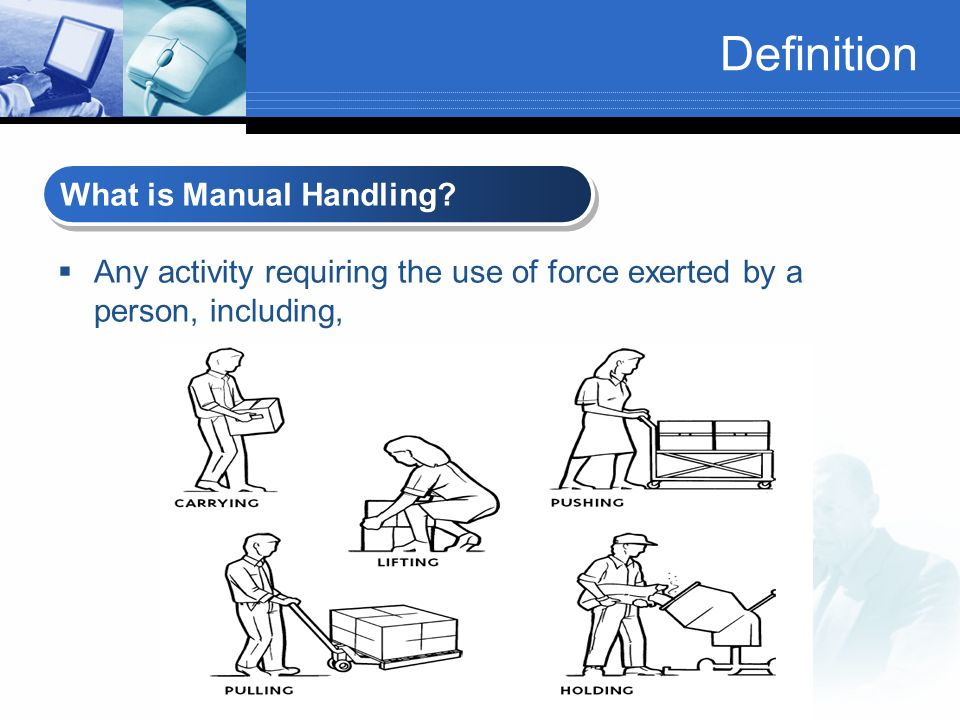 Watch Safe Moving and Handling Level 2 Training