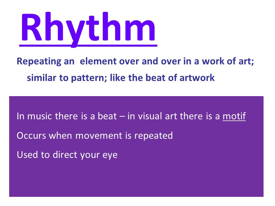 Principles Of Art Rhythm And Movement : The principles of design ppt video online download