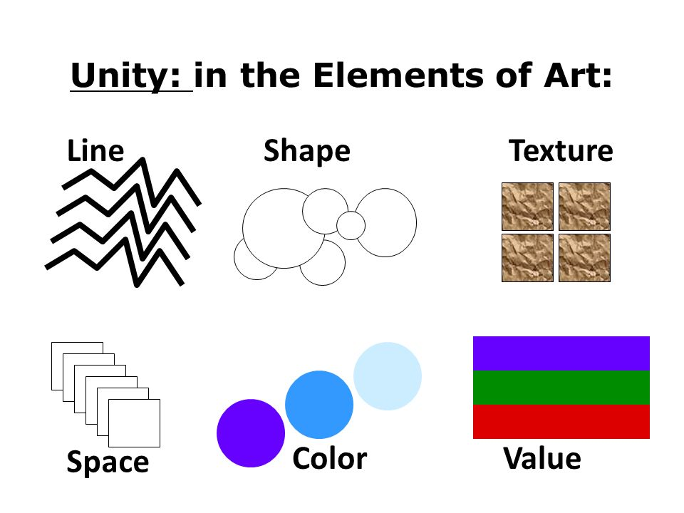 Elements Of Art Space Definition : The principles of design ppt video online download