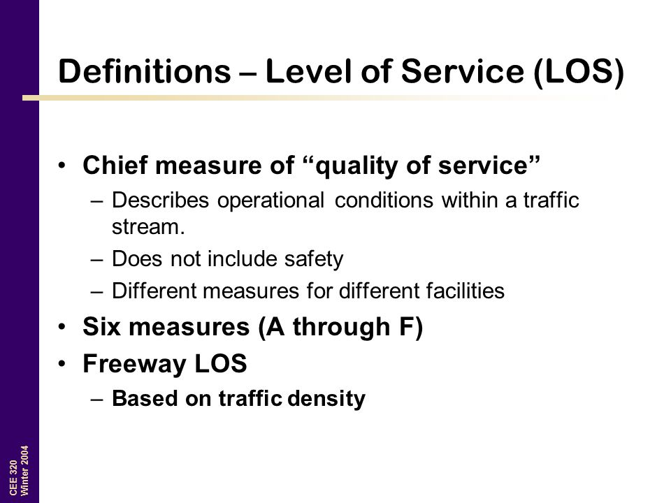 A measure of retail service quality