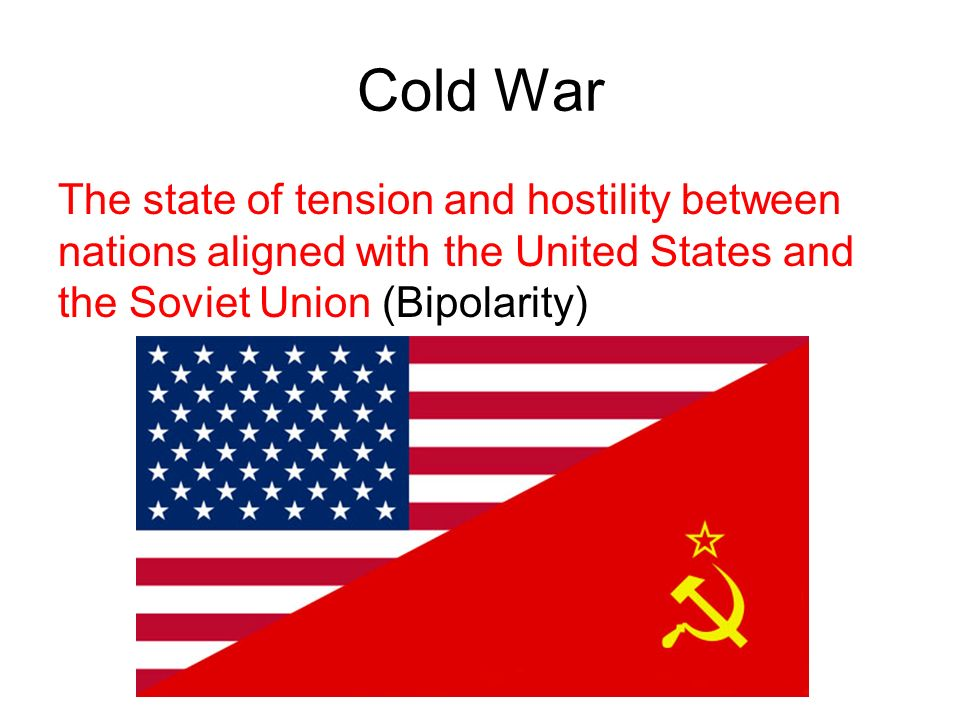 the soviet union and the united During the second world war, the usa and the soviet union fought side by side  against hitler and the nazis, but they were not allies for long these were the.