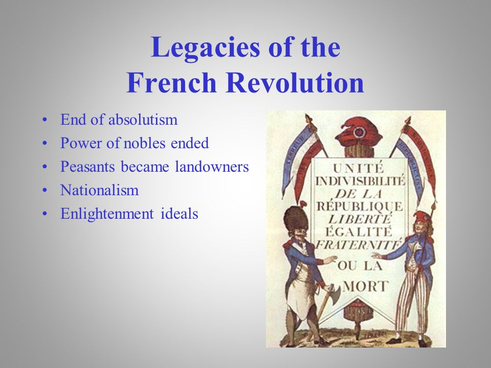 legacies of the revolution Revolutions and their children november is the month that is marked by two key  historical events – the bolshevik revolution of 1917 and the.
