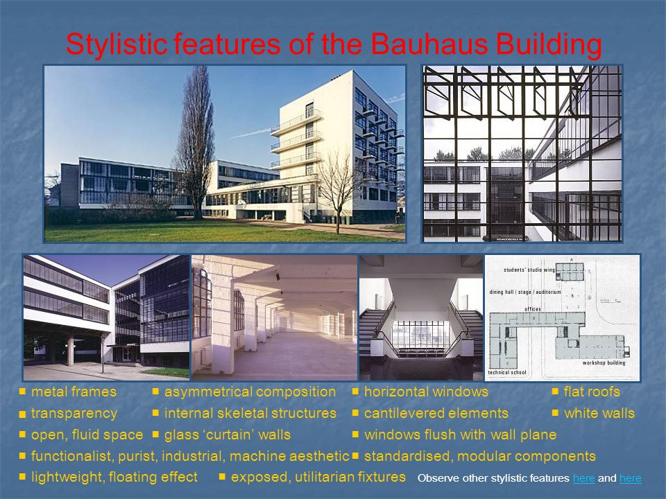 """Walter Gropius """"The building is the ultimate goal of all ..."""