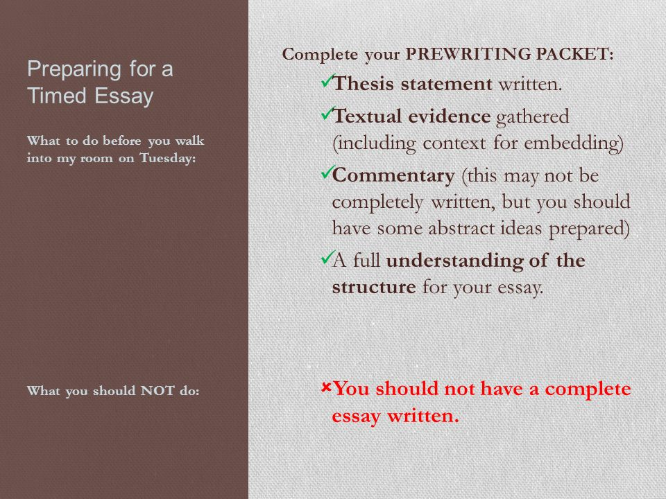 how to write a complete theme statement