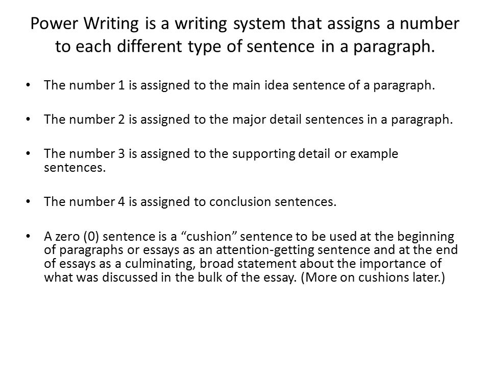 The Thesis Sentence In A Compare And Contrast Essay Should Include