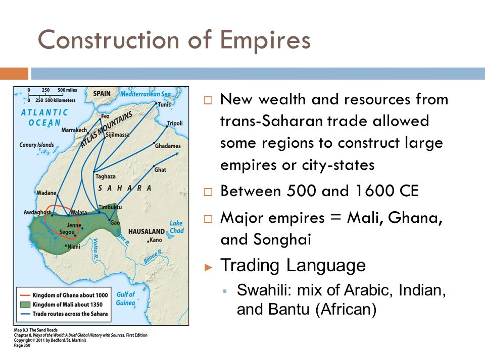 Construction of Empires