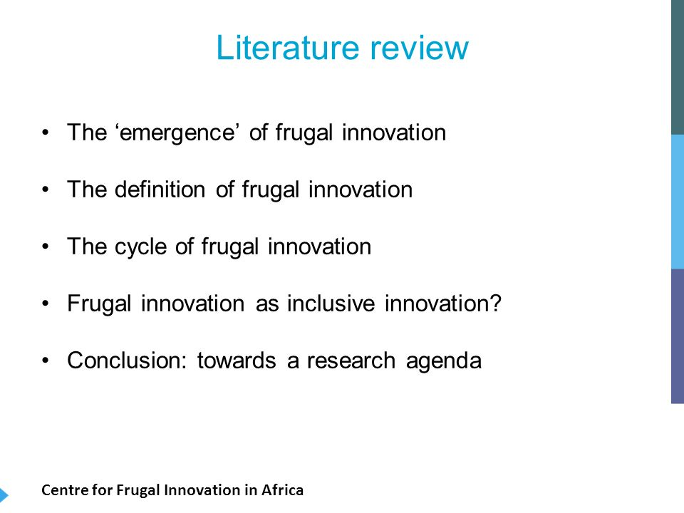 the innovators of america literature Full-text paper (pdf): innovation management a literature review of innovation process models and their implications.