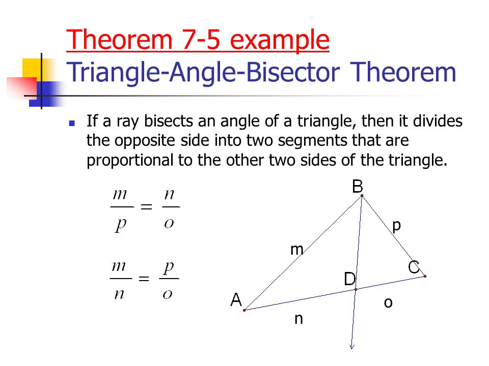 sides and angles of a triangle relationship theorems