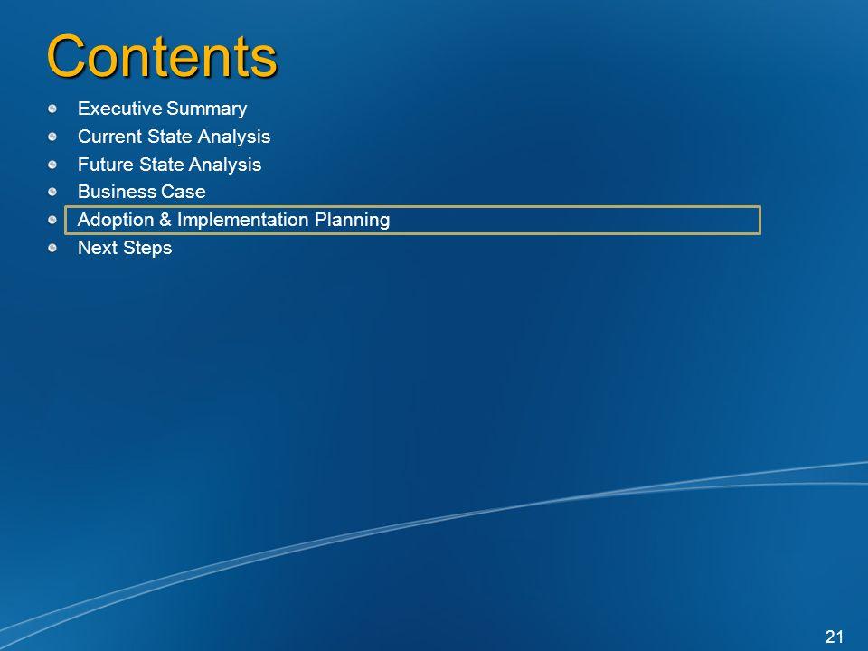 Service oriented design case study