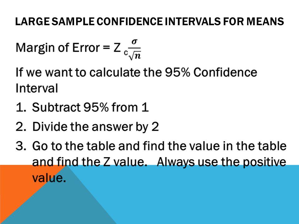 Unit 6 – confidence intervals - ppt download