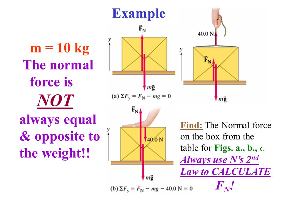 force and kg A particle of mass 03 kg is subjected to a force of f = -kx with k = 15n/m what  will be the initial acceleration if it is released from a point 20 cm.