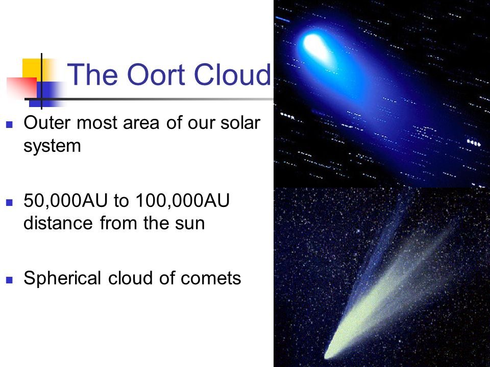 solar system from sun to oort cloud - photo #14
