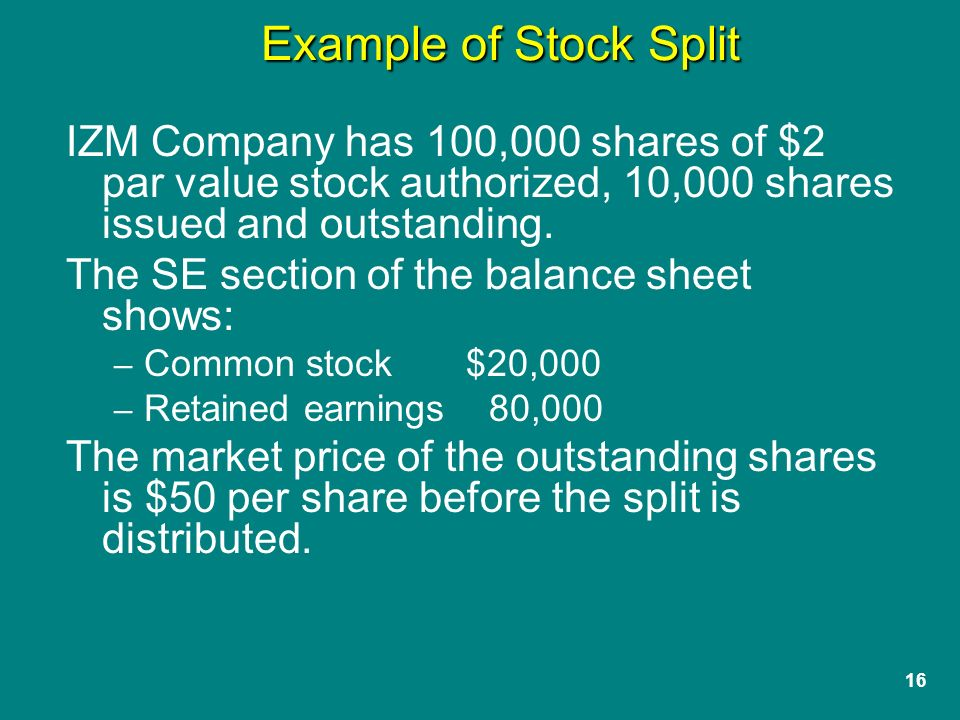 Outstanding shares stock options