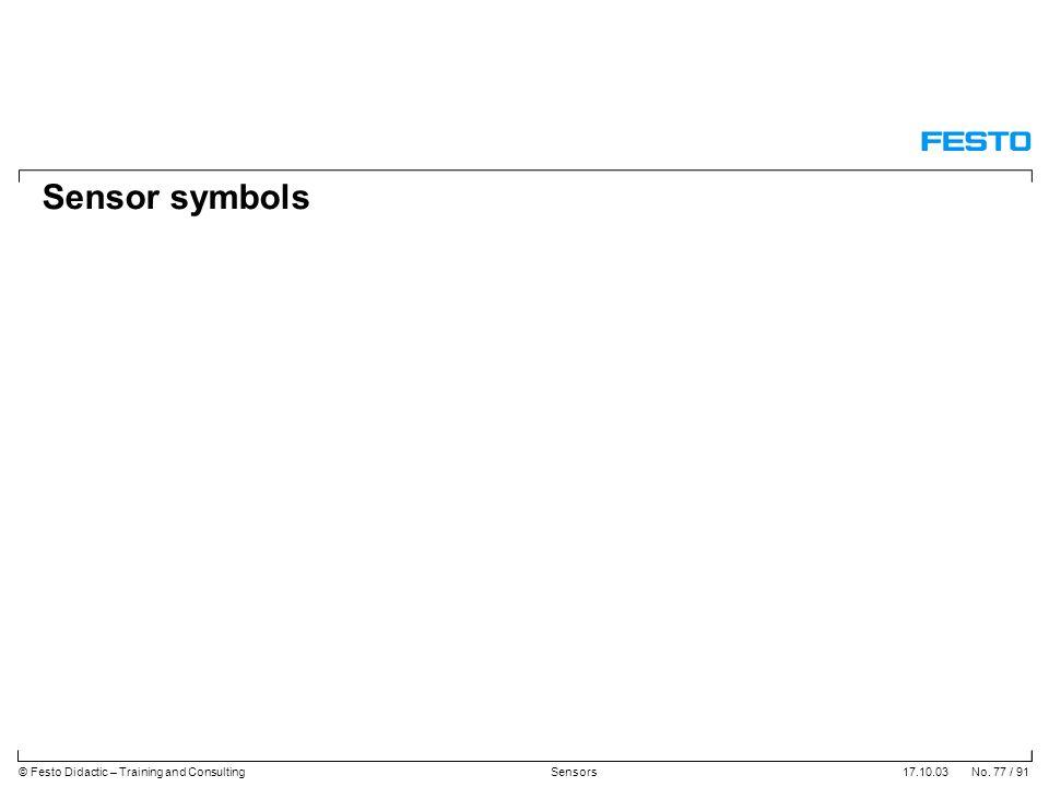 Perfect Symbol For Proximity Sensor Motif - Schematic Diagram Series ...