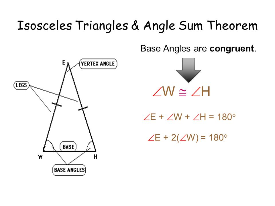 Triangle sum theorem exterior angle theorem ppt video for Exterior angle theorem