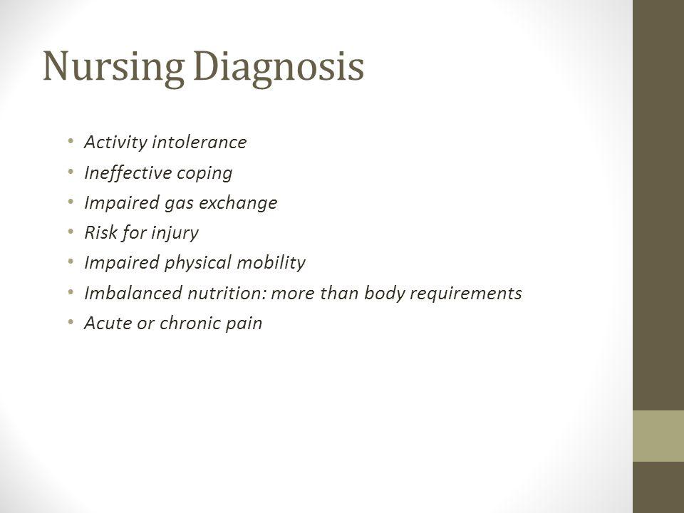 nursing diagnosis ineffective coping Western wyoming community college nursing program  related nursing diagnosis and medical  ineffective family coping.