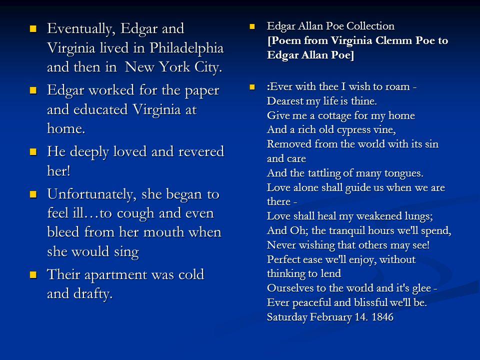 argumentative essay on edgar allan poe