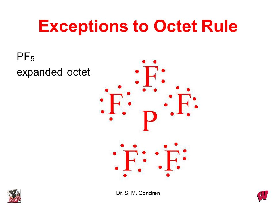 Expanded Octet