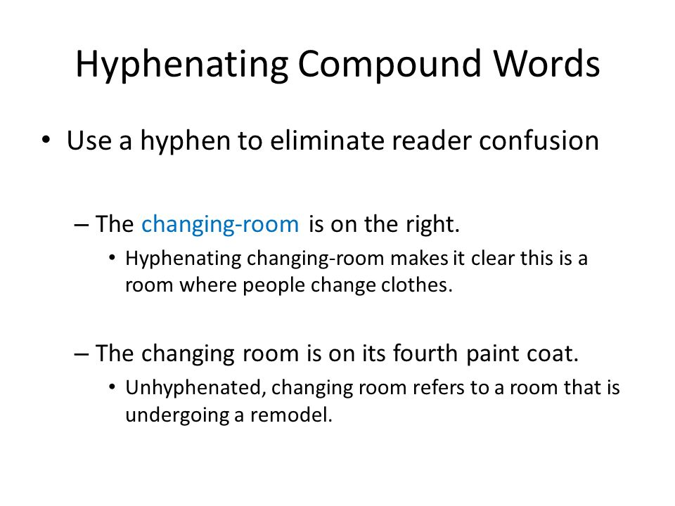 how to stop word hyphenating