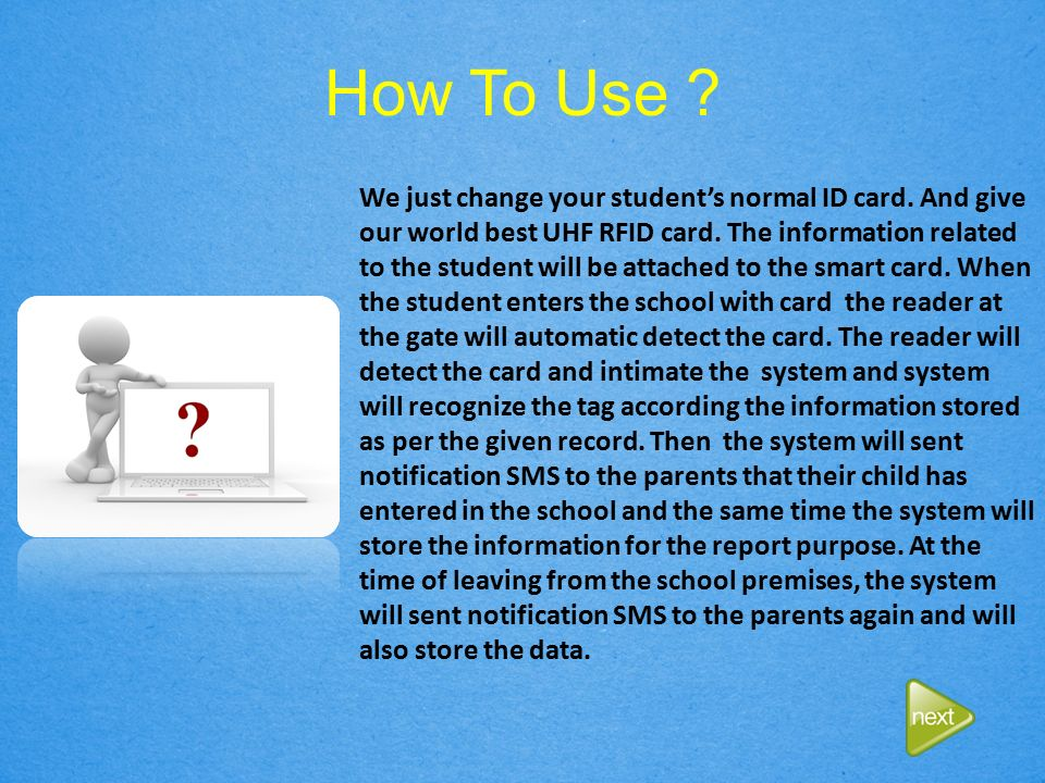 Automated Student Attendance System Ppt Video Online
