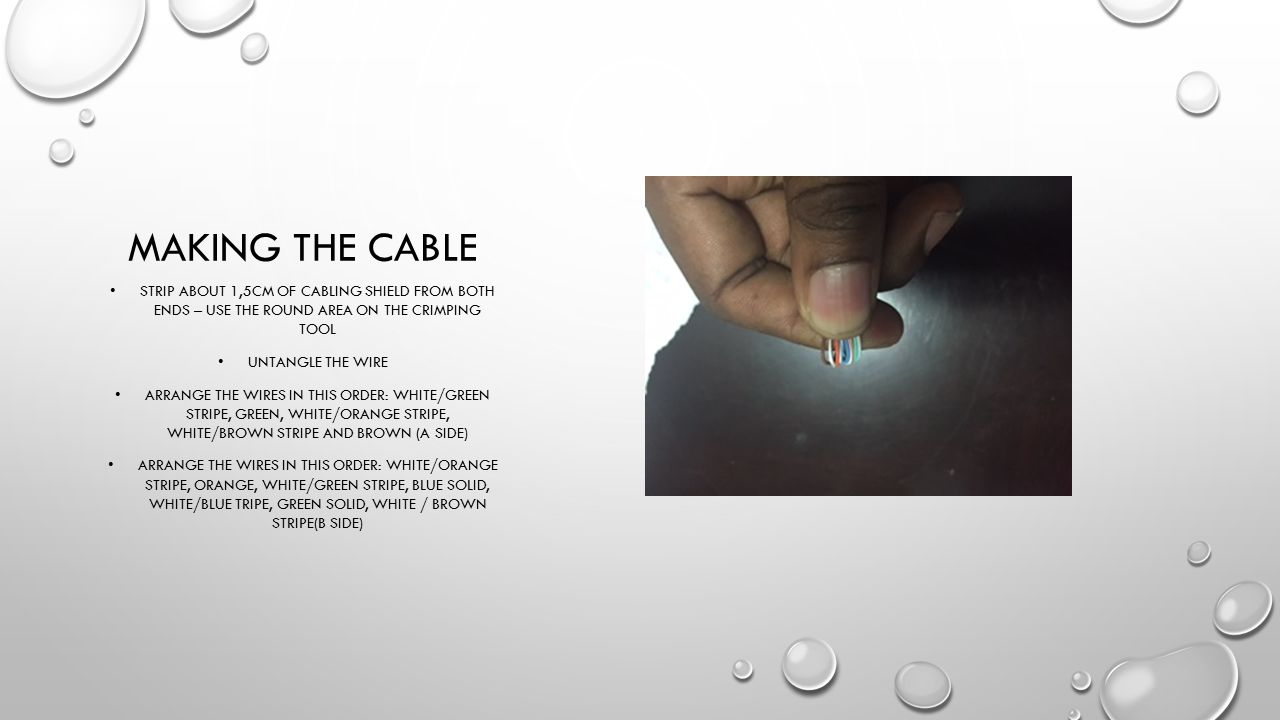 Luxury Making A Crossover Ethernet Cable Collection - Best Images ...