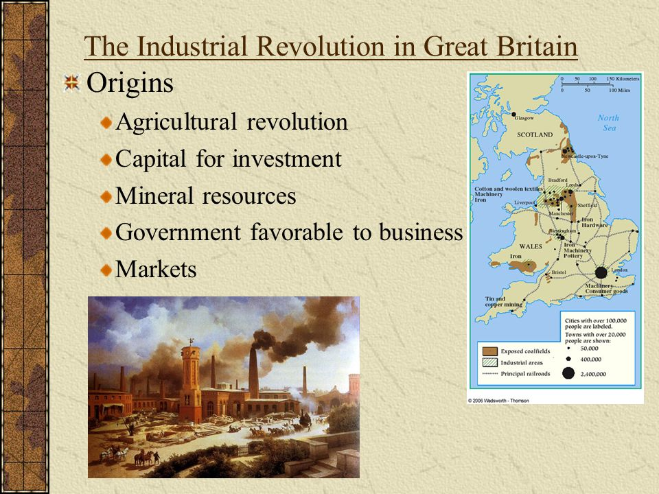 the impact of the agricultural revolution in britain The agricultural revolution was the unprecedented increase in agricultural production in britain due to increases in labor and land productivity between the mid-17th and late 19th centuries.