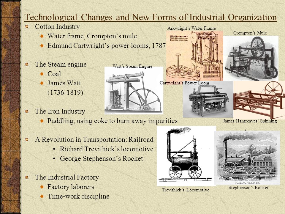 how would industrial revolution impact organizational behaviour Organizational behaviour motivation  growth and evolution of organizations  we see the industrial revolution changing the face of people's life.