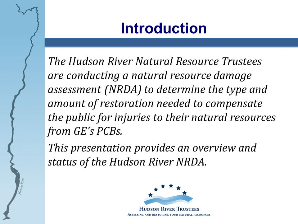 Natural Resource Damage Assessment Trustees
