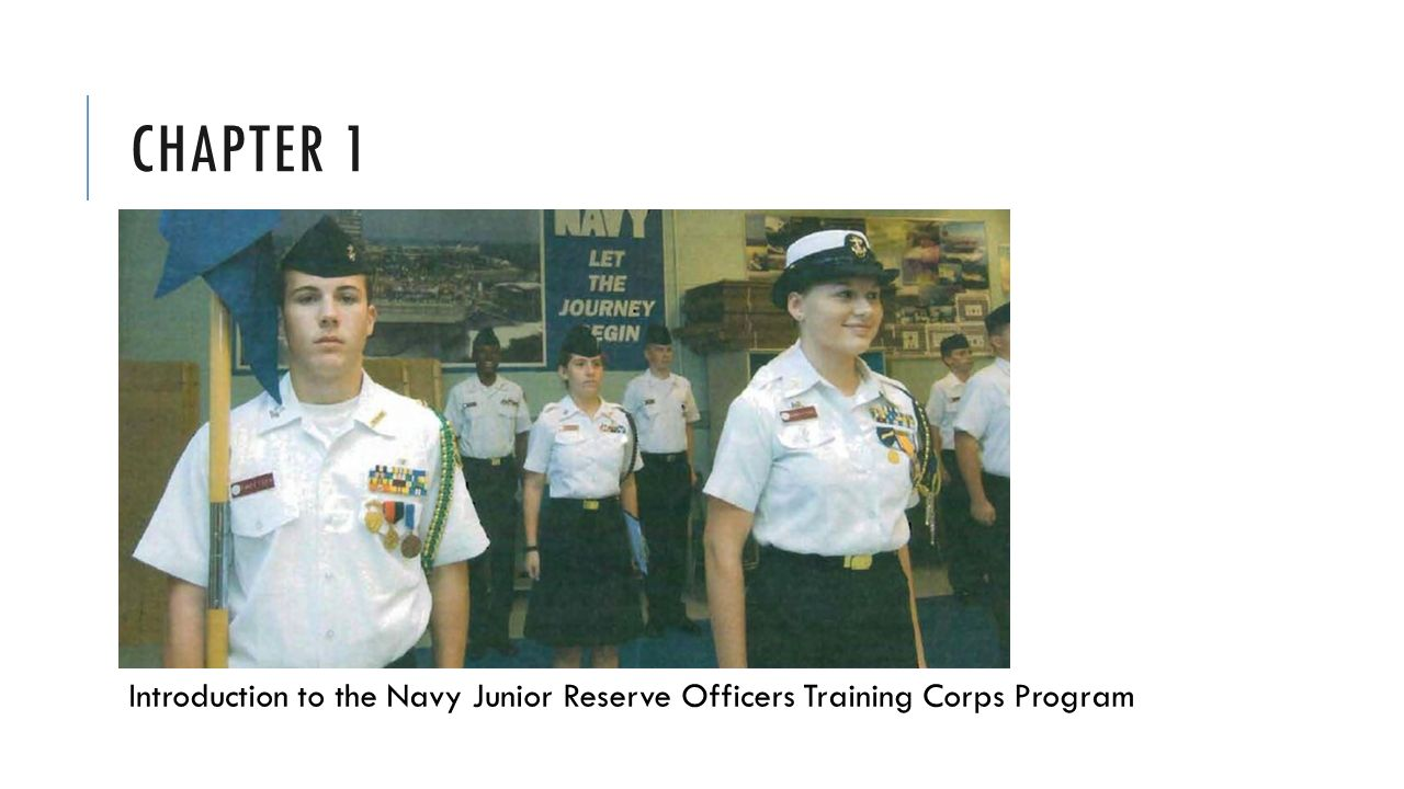 reserve officer training corps The mission of air force junior reserve officer training corps (afjrotc) is to develop citizens of character dedicated to serving their nation and community.